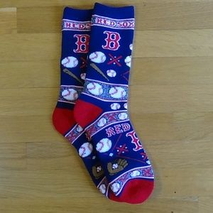 Other - Boston Red Sox Socks - Cozy